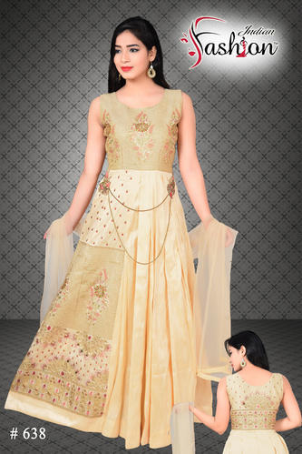 2edce598ad4 Wedding Gown - Designer Wedding Gown Manufacturer from Delhi