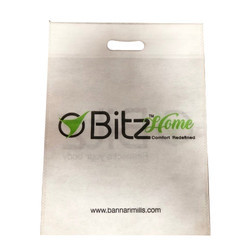 2 Color Printed PP Shopping Bag
