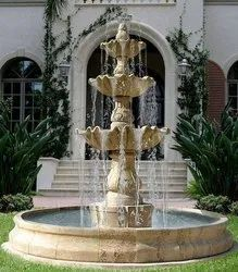 Millstone Fountain