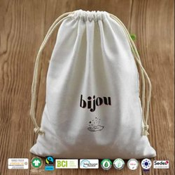 Reusable  Drawstring Bag Manufacturer