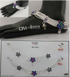 Designer Chain Polished Payal