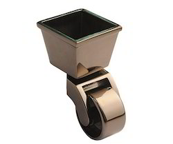 Square Cup Castor