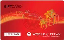 World Of Titan Gift Card