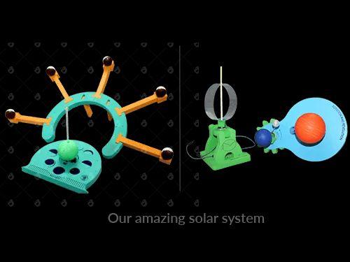 Mini Solar System Educational Toy, एजुकेशनल खिलौने ...