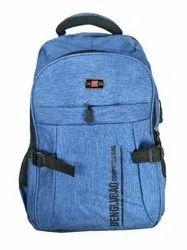 Blue Shoulder Backpack