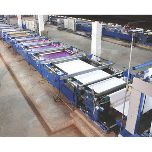 1ec78322 Flatbed Screen Printing Machine at Rs 1800000 /piece | Flat Screen ...