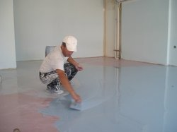 Self Leveling Epoxy Flooring, 2 Mm And 3 Mm