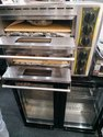 Roller Grill Double Deck Pizza Oven