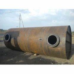 Mild Steel Tank Fabrication Service