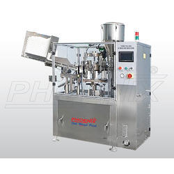 Automatic Aluminum Tube Filling & Sealing Machine