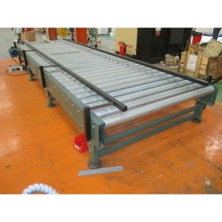 Roller Conveyors - Powered Roller Conveyor Manufacturer from Hyderabad