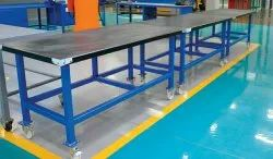 Heavy Duty Industrial Work Table