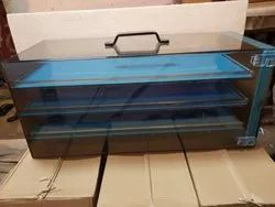 Formalin Chamber Three Tray