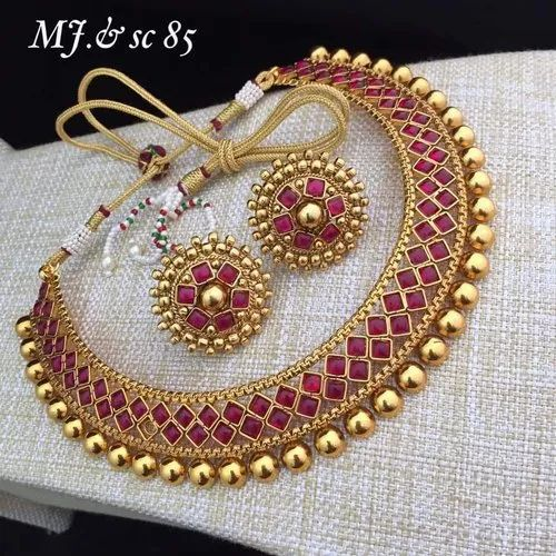 86d5ccb02a5c8f Shourya Exports Multicolor Imitation Jewelry, Rs 450 /piece | ID ...