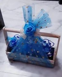 Handmade Chocolate with Basket