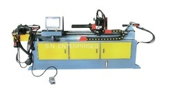 Automatic SNE Hydraulic Electric Tube Bender Machine