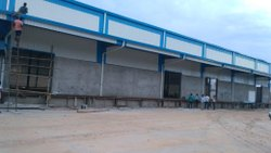 Industrial Pre Engineered Structure Services