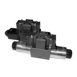 4/2 and 4/3 Directional Control Valve, Solenoid Operated, Wire Box