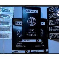 Balance Crewels Sewing Needle