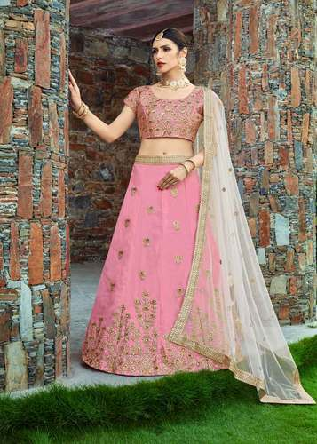 22181eff4 Lehengas - Stylist Designer Wedding Lehenga Wholesaler from Surat