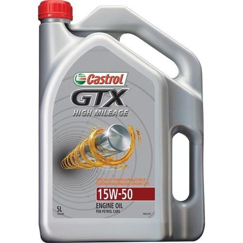 Castrol Gtx Petrol Engine Oil