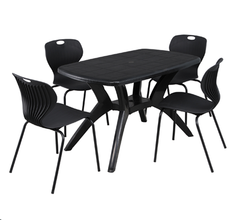 Stylise Chairs & Table