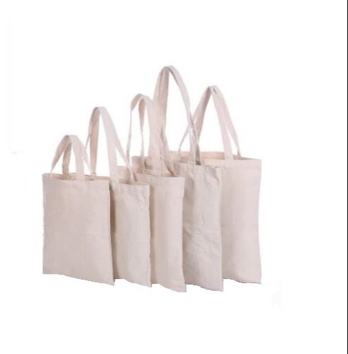 Natural Grocery Cotton Bags