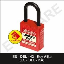Premier Lockout Safety Padlock With 42mm Shackle