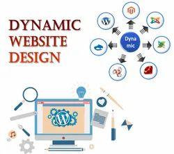 E-Commerce Enabled Dynamic Website Design