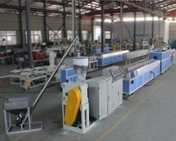 PVC Window Door Profile Extrusion Making Machine (SJSZ65X132