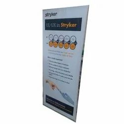 Roll Up Banner Standee