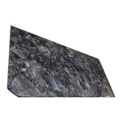 Samdani Imported Marble Dolphin Blue Granite, Thickness: 18 mm