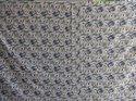 Handmade Velvet Kantha Quilt