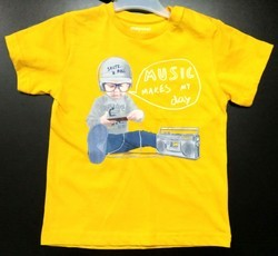 Boys Printed T Shirts