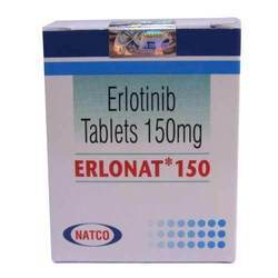 Erlonat 150 Mg Tablets Erlotinib HCL