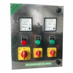 Reverse Osmosis Economy Control Panel
