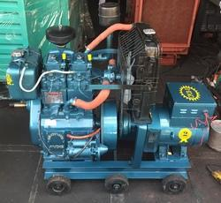 Honda 1 to 125 kVA Portable Generator, Voltage: 220/440 V