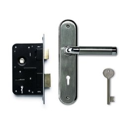 50 Mm Godrej NEH 10 Mortise Door Lock