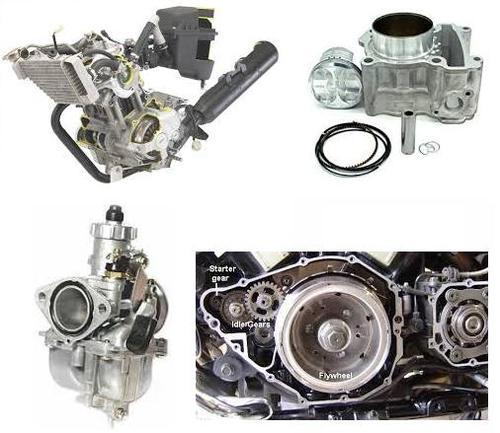 Engine Transmission Parts For Yamaha Bikes