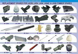 Textile spinning Spares For RIETER Comber E7/5A, E60, E60 H  E65 , E80