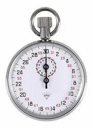 diamond mechanical stop watch