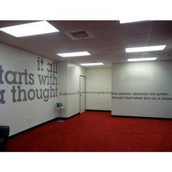 Interior Wall Graphics