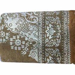 Printed Rectangular Traditional Carpet