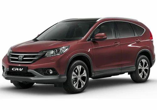 Honda Cr V 2 4l 4wd At Carnelian Red Pearl Car Saphire