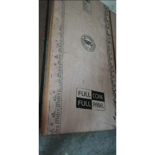 Metro Brown Full Core Full Panel Plywood