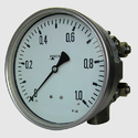 Fischer DA03 Differential Pressure Gauge