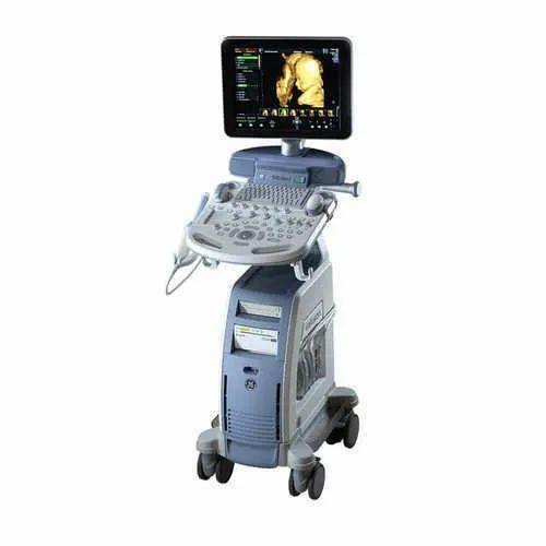 Digital GE Voluson P8 Ultrasound Machine, For Abdominal