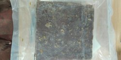 GRAMARAJYA Brown Jaggery Plate, Size: 1KG