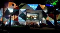 Pavilion建筑服务,Pragati Maidan New Delhi