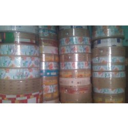 Dona And Plate Printed Laminated Paper Roll, Packaging Type: Rolls, 100gsm To 180 Gsm